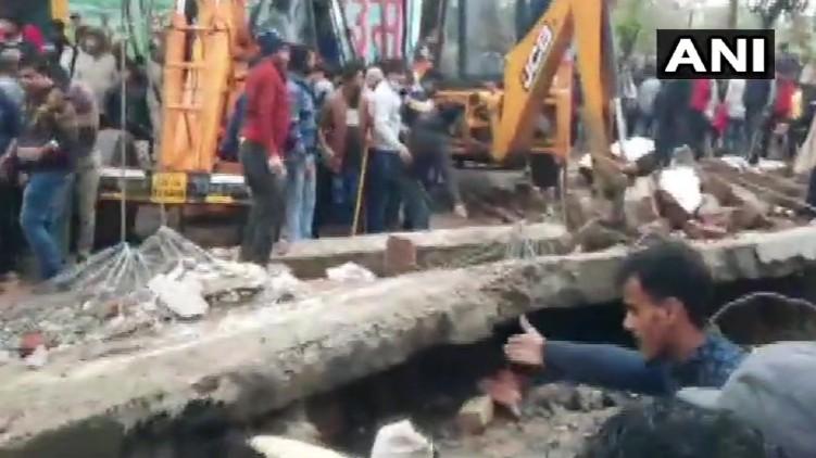 crematorium roof collapse Death
