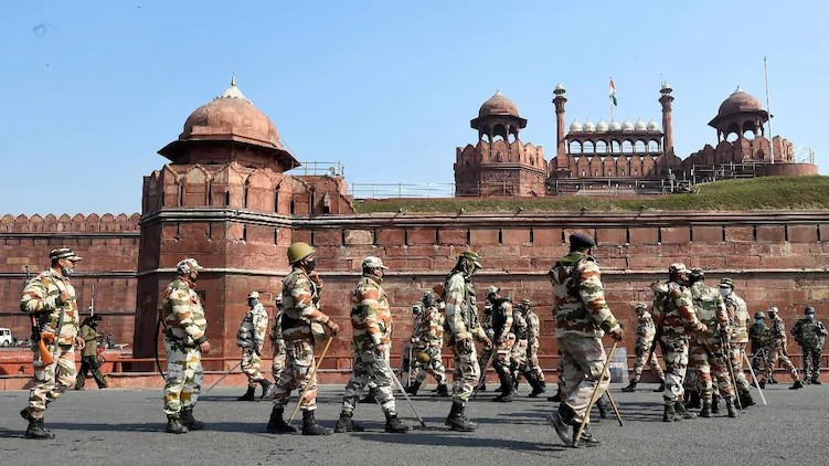 Red Fort remain closed
