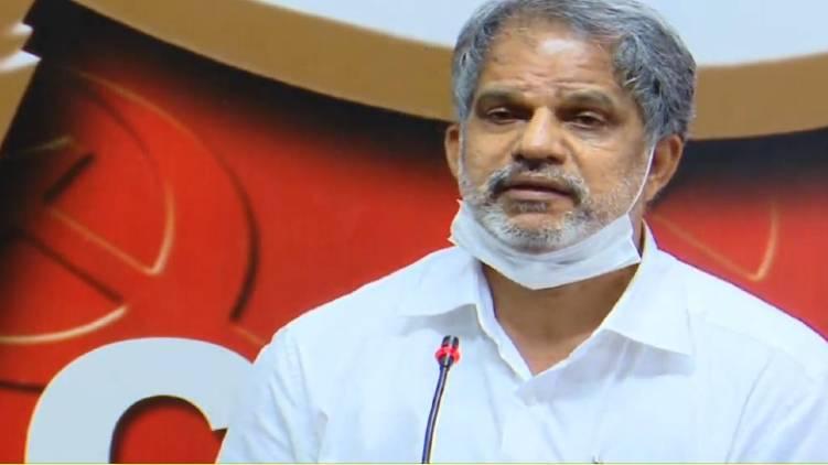 central agencies tries for parallel govt says a vijayaraghavan