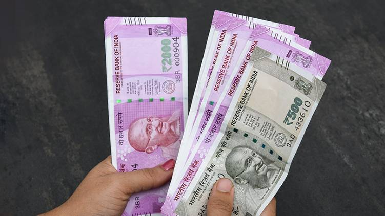 india will attain v growth next financial year