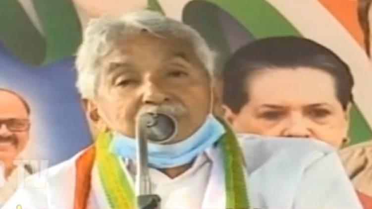 kerala lost 5 years says oommen chandy