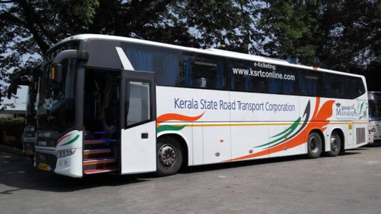 ksrtc driver impersonation caught red handed