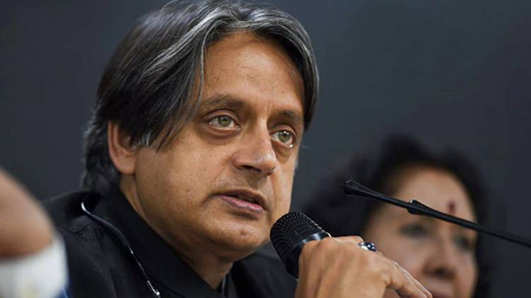 sedition case against shashi tharoor