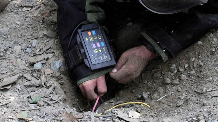 Pulwama attack anniversary cops defuse IED