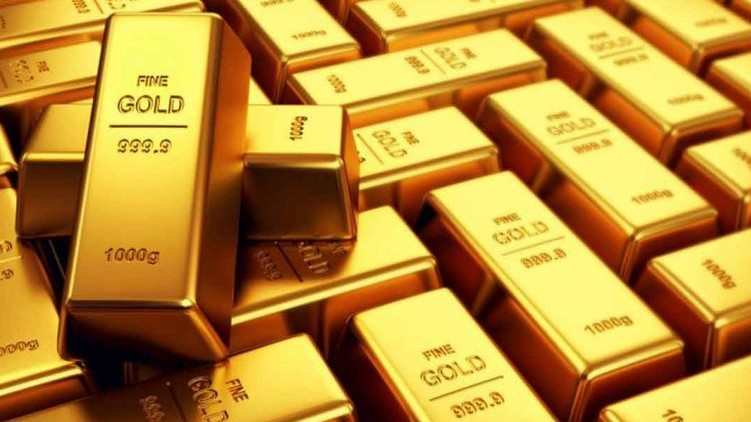 Gold foreign currency seized