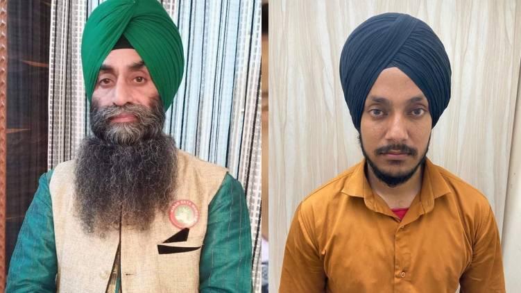 farmers protest arrest