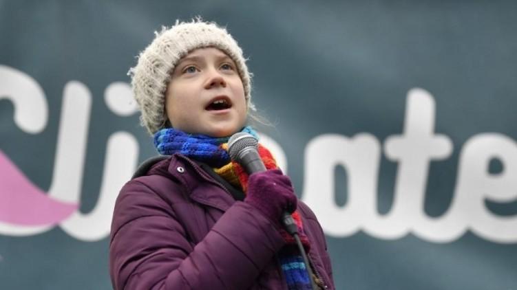 Greta Thunberg Support Farmers