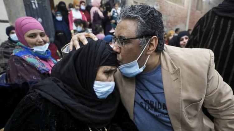 Egypt Frees Journalist Prison