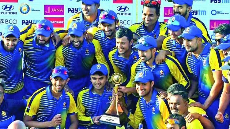 Vijay Hazare Trophy February