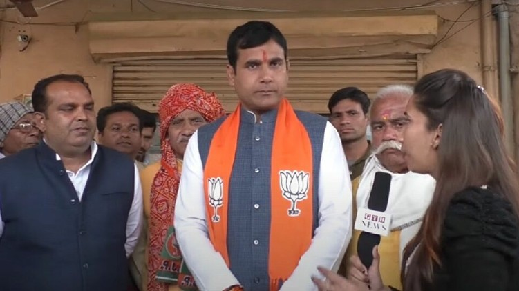 BJP MLA Rakesh Tikait