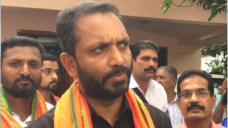 BJP Love Jihad Surendran
