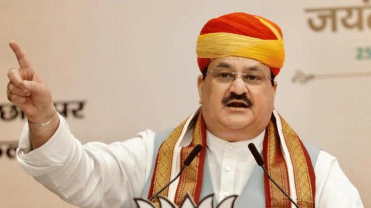 BJP infighting leadership Intervention