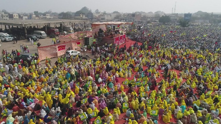 farmers workers rally Punjab
