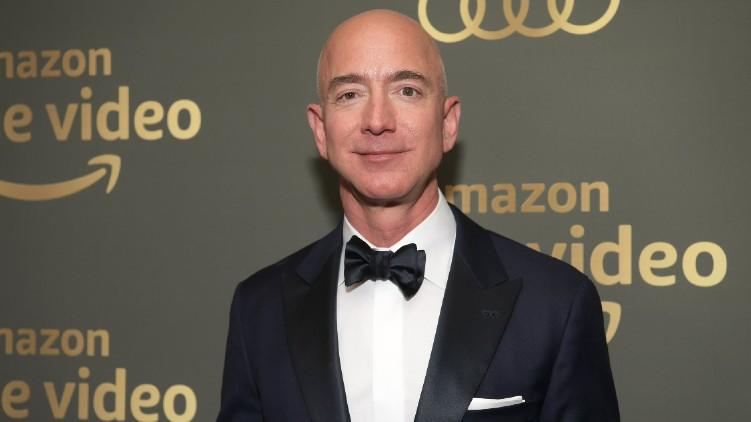 Jeff Bezos CEO Amazon
