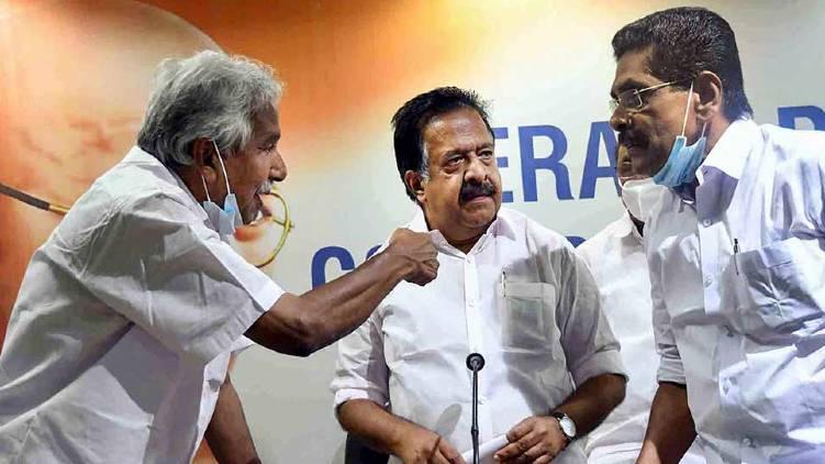 congress election committee meeting begun in kochi