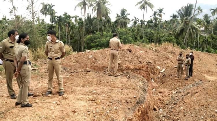 dead body found in mannarkkad