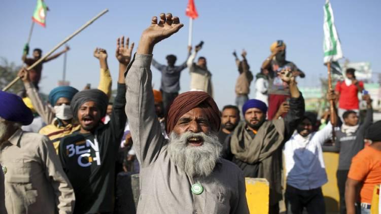 farmers halt meeting with govt