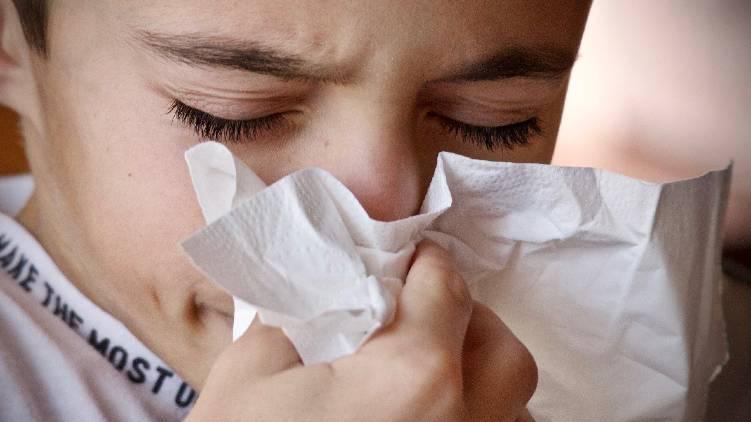 fever cold affectant should undergo antigen test