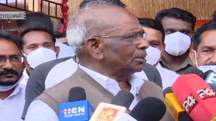 govt move not because strike says mm mani