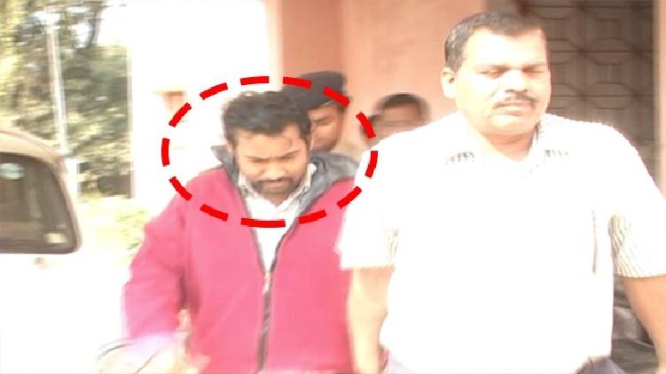 ISI Spy Ishwar Behera