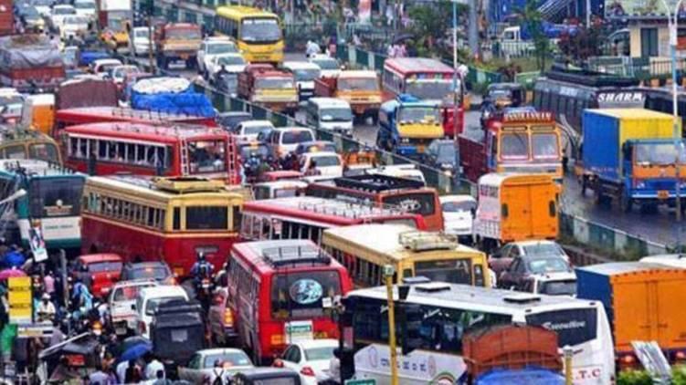motor vehicle strike march 2