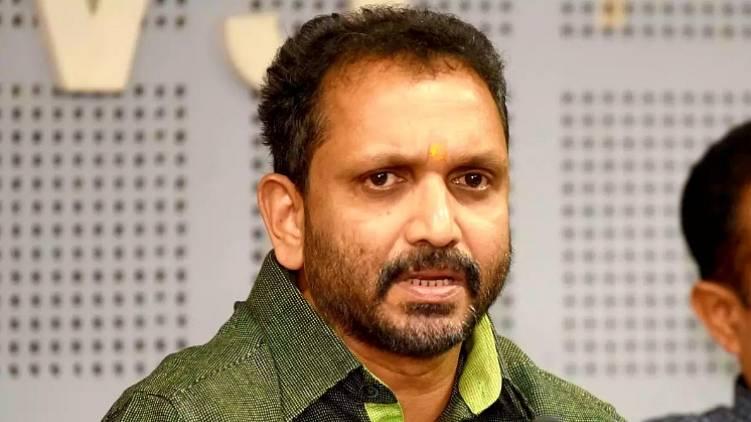 new budget helps kerala says k surendran