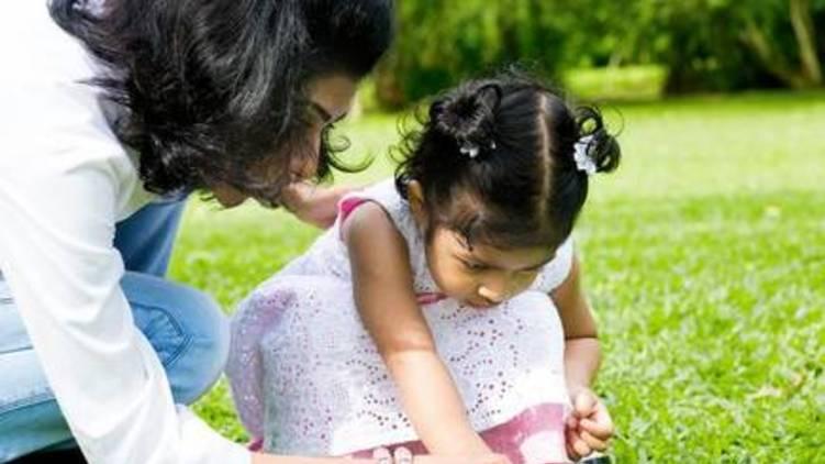 no action against parents coming with children to public places