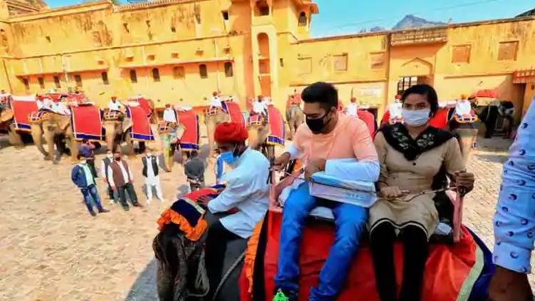 rajasthan restricts kerala travelers