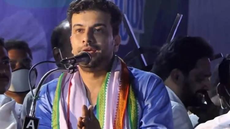 ramesh pisharody about congress entry