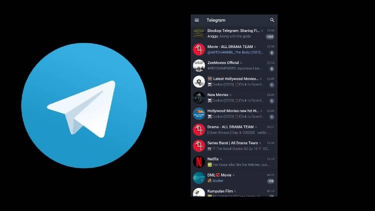 telegram app films banned