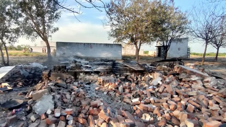 blast Sivakasi firecracker factory
