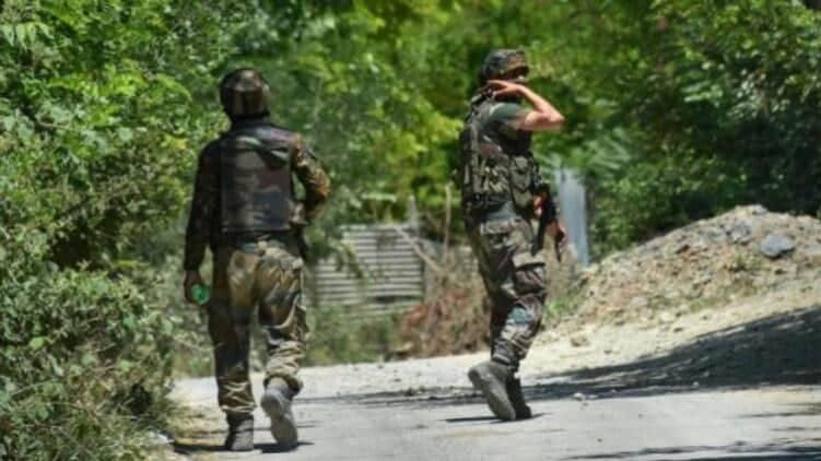 3 terrorists killed in encounter in Jammu Kashmir