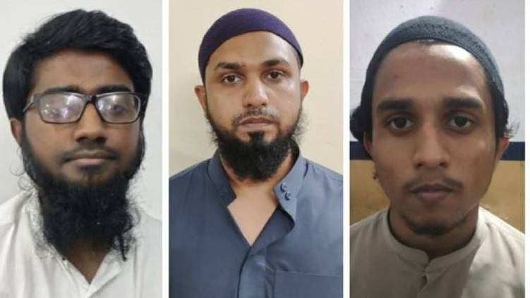 ISIS recruitment three malayalees arrested
