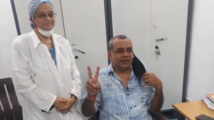 Paresh Rawal COVID Positive