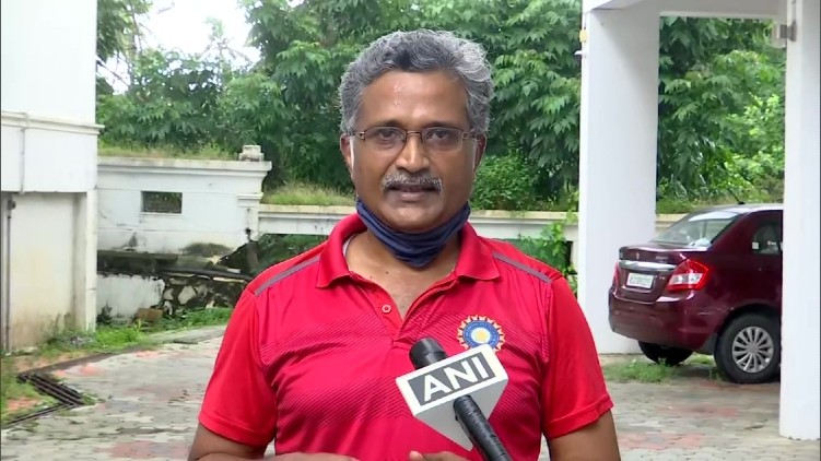 Ananthapadmanabhan officiates first T20