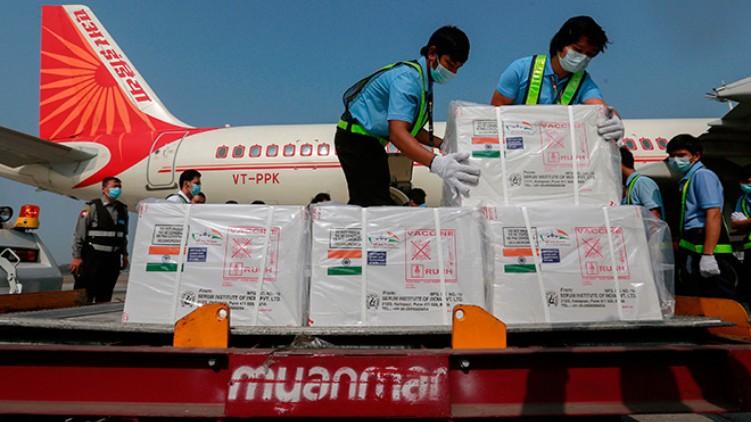 Supplied Vaccines India UN