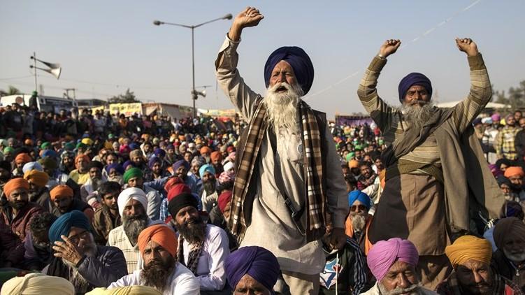 farmers protest will tighten