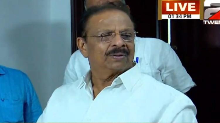 Sudhakaran not contest Dharmadam
