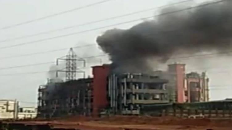 maharashtra chemical factory blast