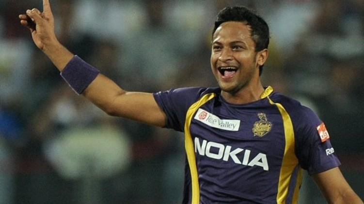 Shakib Al Hasan's IPL