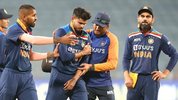 Shreyas Iyer ruled out