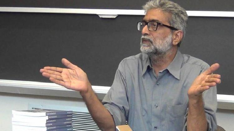 Gautam Navlakha's bail plea
