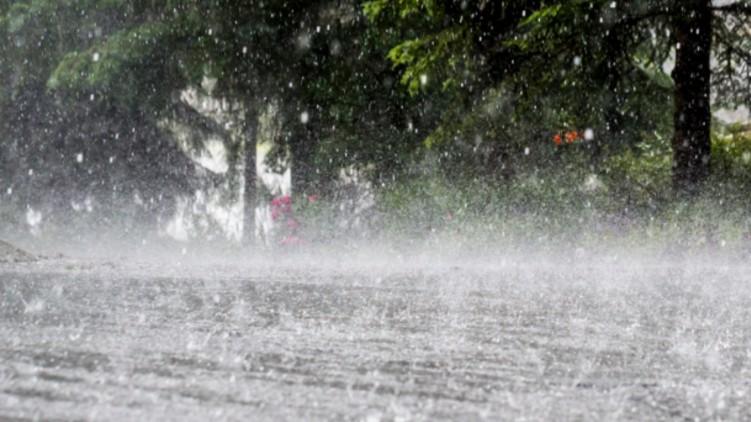 Low pressure Bay Bengal