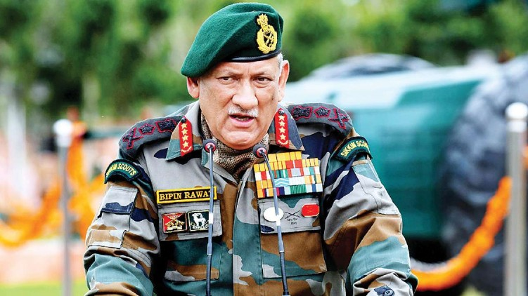 challenging security Bipin Rawat