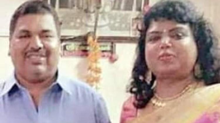 Malayalee couple died covid