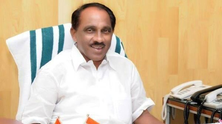 Congress resign K Babu