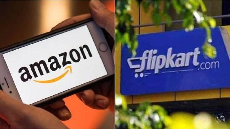 Amazon Flipkart Smartphone Sales