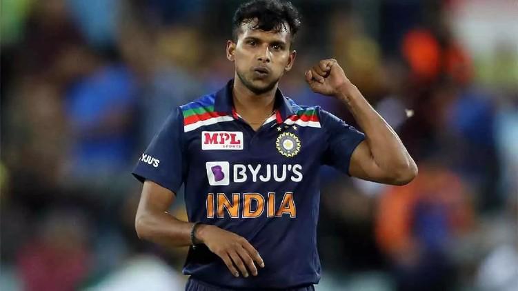 Natarajan doubtful T20I series