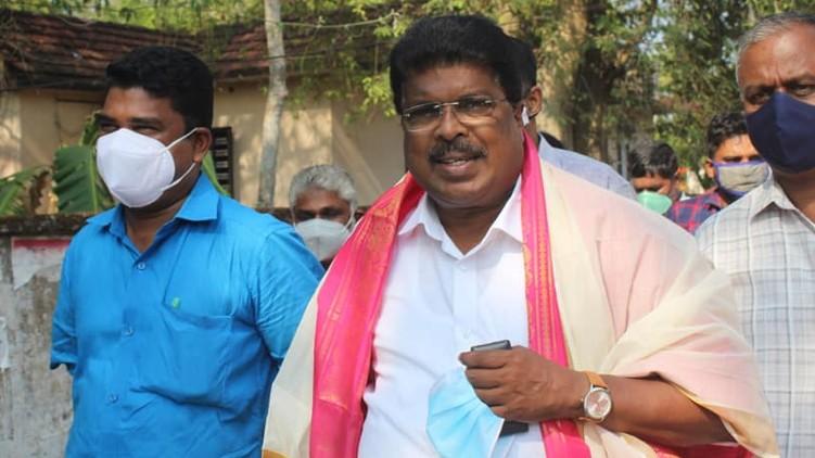 CPIM candidate Chitharanjan response