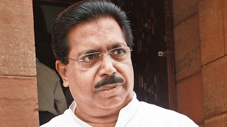 PC Chacko leaves Congress